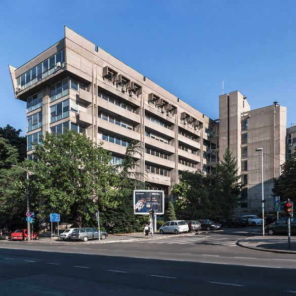Institut za arhitekturu i urbanizam, Branislav Jovin (1967-1970)