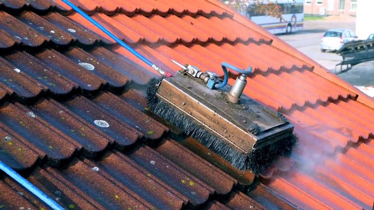 Nova tehnologija čišćenja krova čini da svaka kuća izgleda mlađe