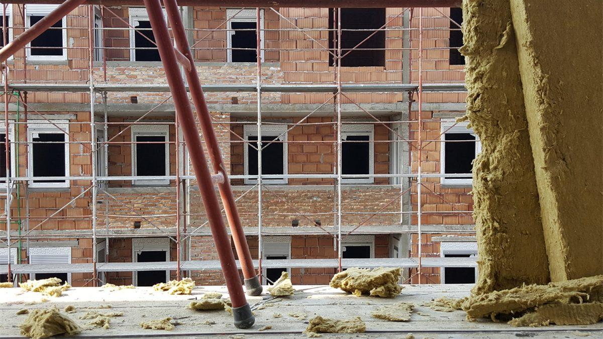 Cene stanova u Novom Sadu više nego u zlatnom periodu stanogradnje