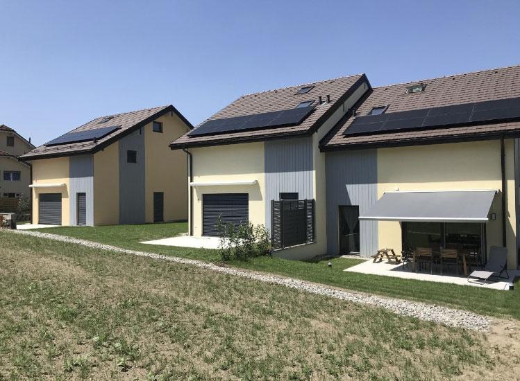 Čačani podigli tri ekološke kuće u Švajcarskoj za samo 7 dana