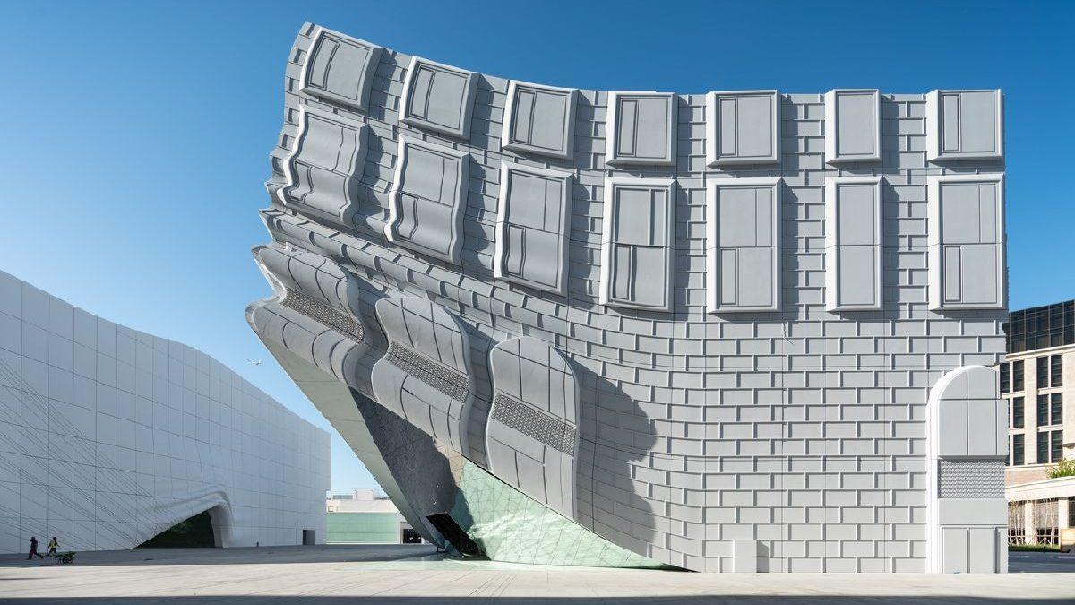 Arhitektura ili umetnost? Fasade kao otisak susednih zgrada