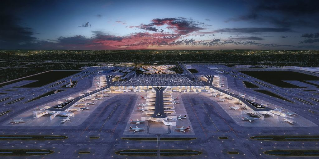 U Istanbulu otvoren najveći aerodrom na svetu