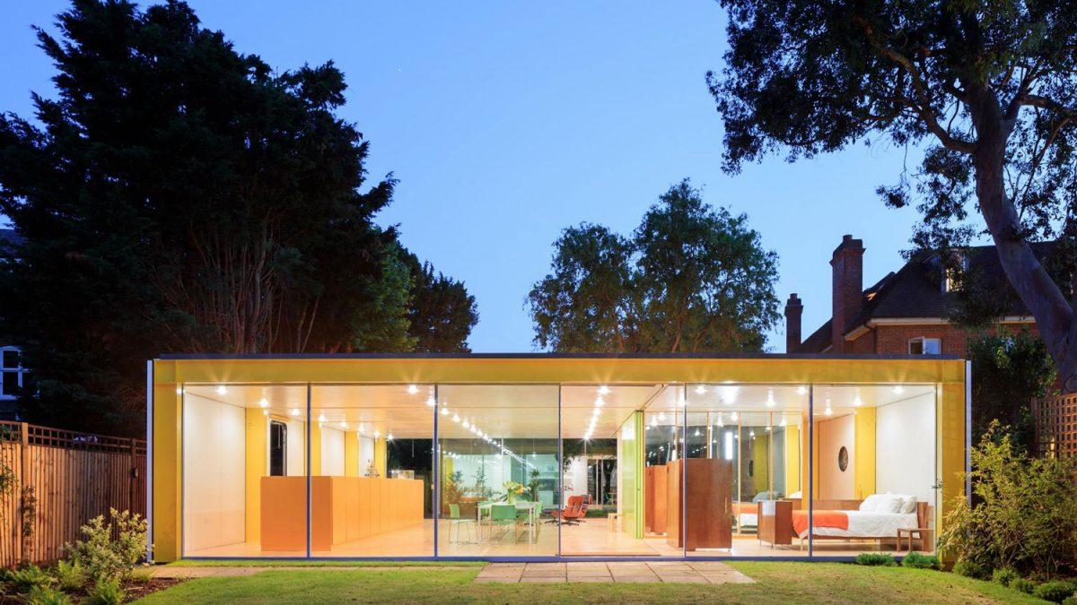 Supermoderni dom – Kuća za roditelje Ričarda Rodžersa