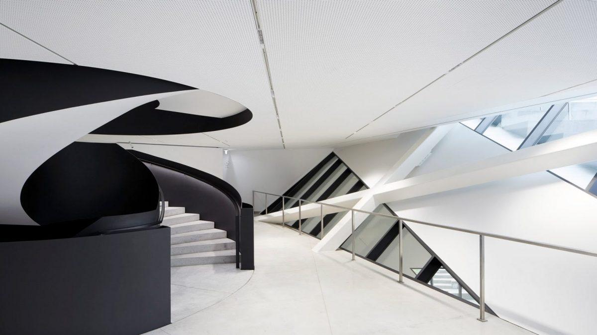 Hipnotišuće kosine i grandiozni prozori krase novu zgradu Muzeja savremene umetnosti u Litvaniji