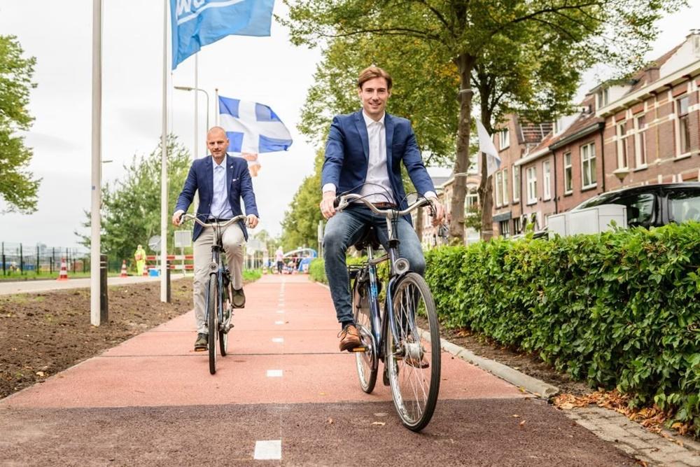 Biciklistička staza od reciklirane plastike puštena u rad u Holandiji