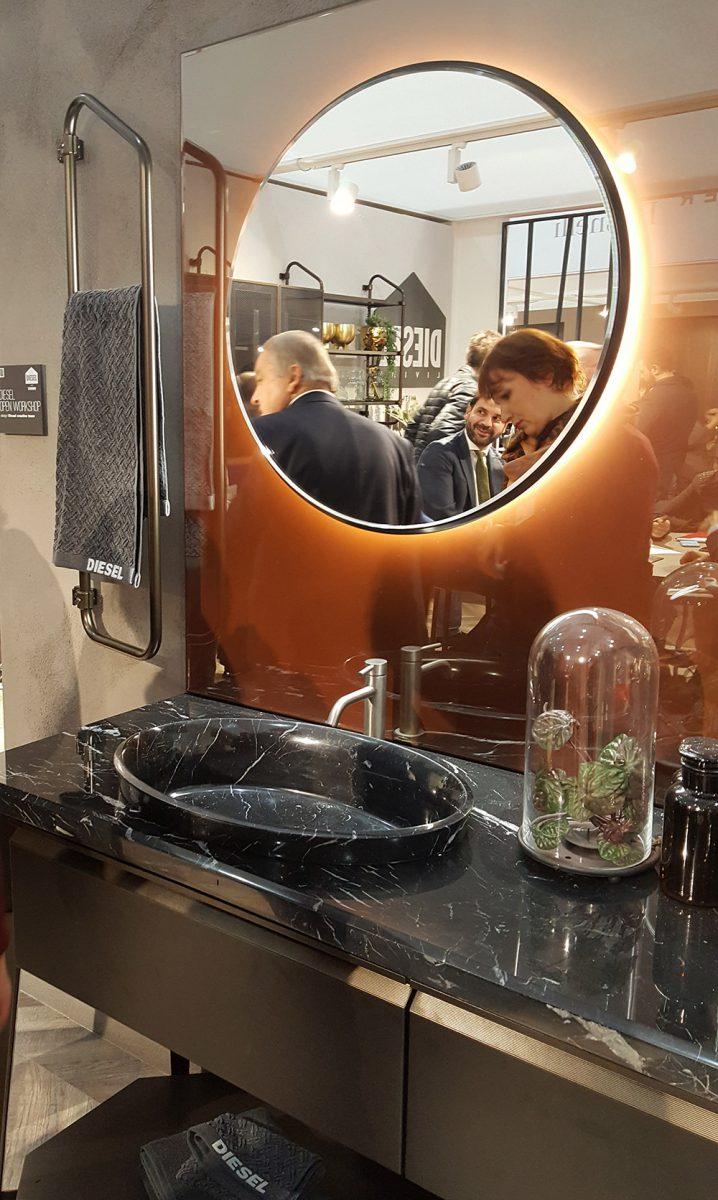 Diesel Scavolini - pravo industrijsko kupatilo