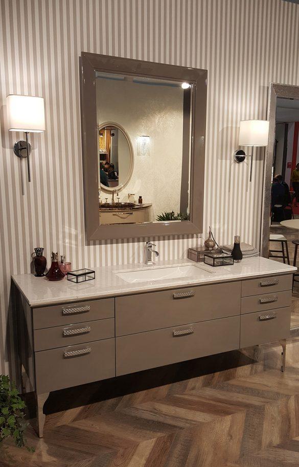 Klasično Scavolini kupatilo