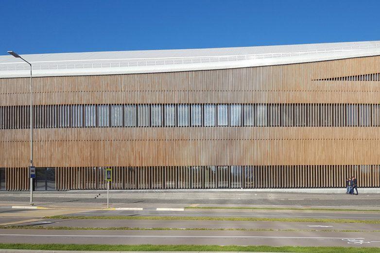 Skoltech je ruska Silikonska dolina, a ovaj institut je centralna tačka celog projekta; Fotografije: Gradnja.rs
