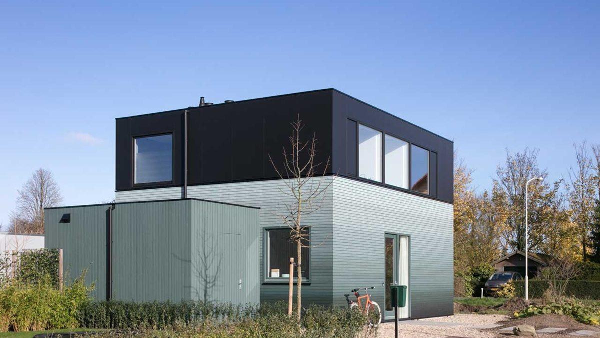 Ova kuća je toliko jednostavno zamišljena da su je vlasnici sami sagradili