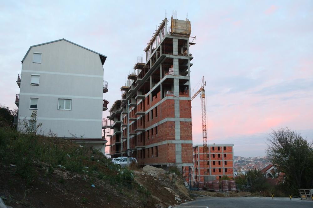 Beogradski Flatiron: Ovako izgleda najuža(snija) zgrada u prestonici