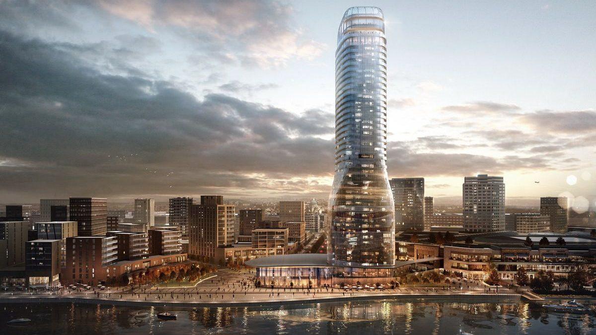 Kula Beograd: Nova najviša zgrada u Srbiji od 2021. godine