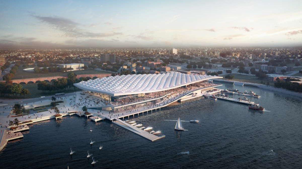 Hoće li arhitektura nove riblje pijace zaseniti Sidnejsku operu?