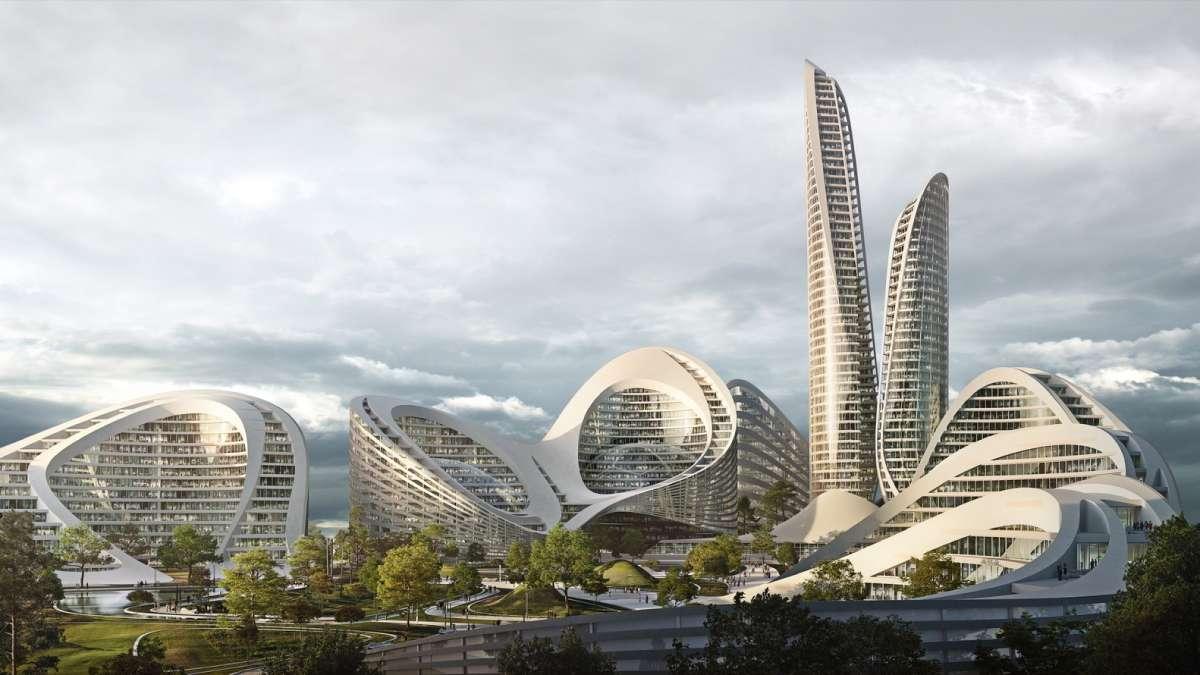 Ruski pametni grad će se raditi po projektu Zaha Hadid Architects