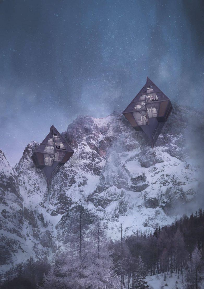 Kuća se može primeniti na različitim lokacijama