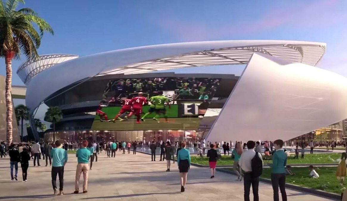 Sportski kompleks Dejvida Bekama gradiće se u Majamiju