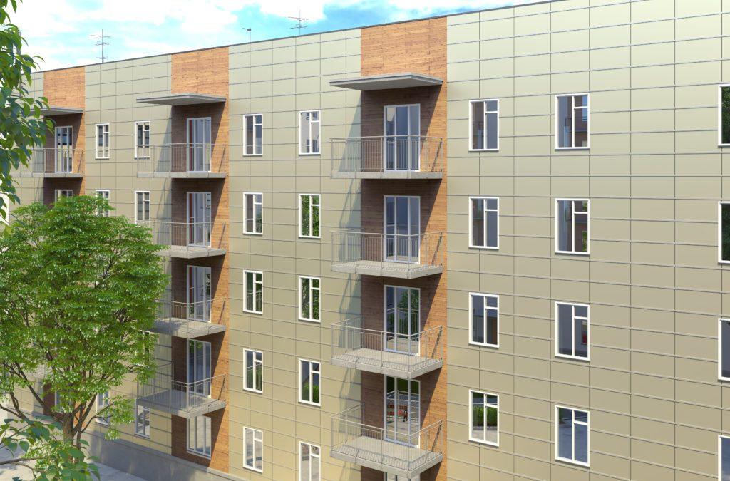 Švedski fasadni paneli napajaju objekte solarnom energijom
