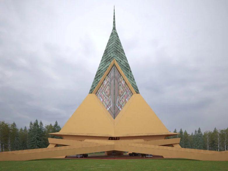 Kapela svetog trojstva Univerziteta u Oklahomi