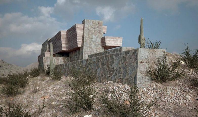 Rose Pauson House u Arizoni