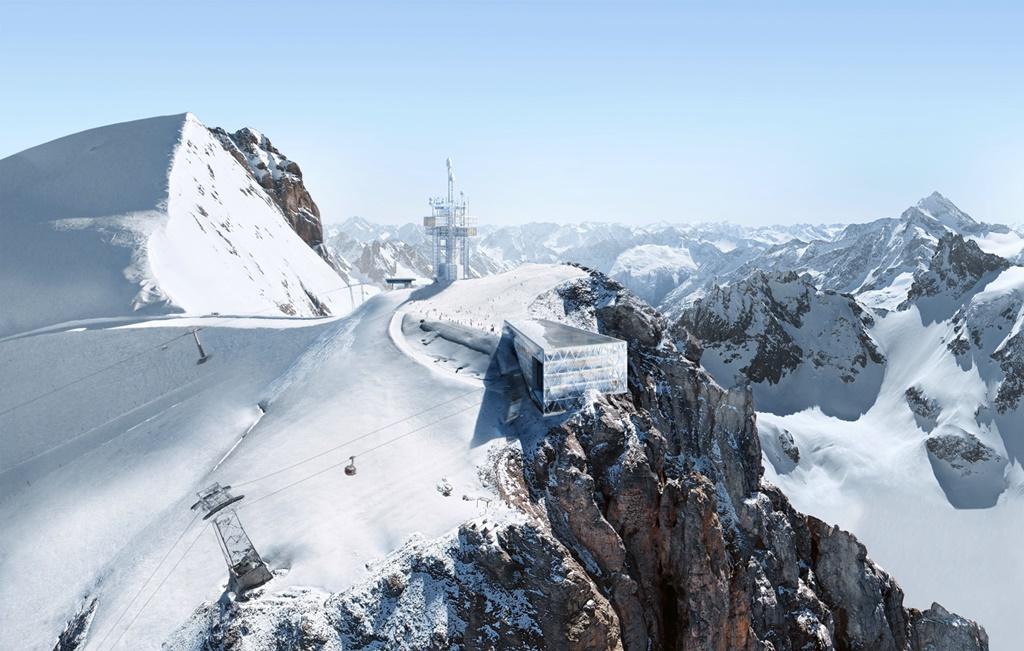 Herzog & de Meuron osvajaju Alpe: Pogledajte kako izgleda planinarski dom po zamisli slavnog biroa