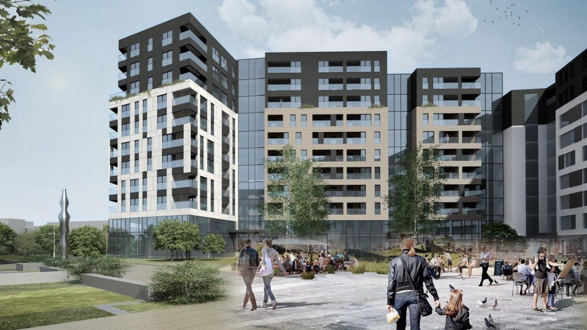 K-District: Kako će izgledati stambeno-poslovni kompleks podno Kalemegdana