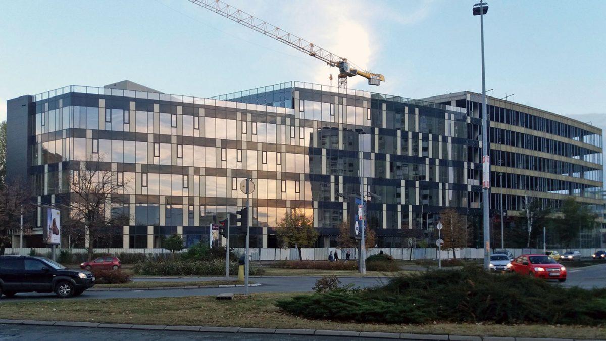 Zgrada Naučno-tehnološkog parka u Novom Sadu dobija konačan izgled