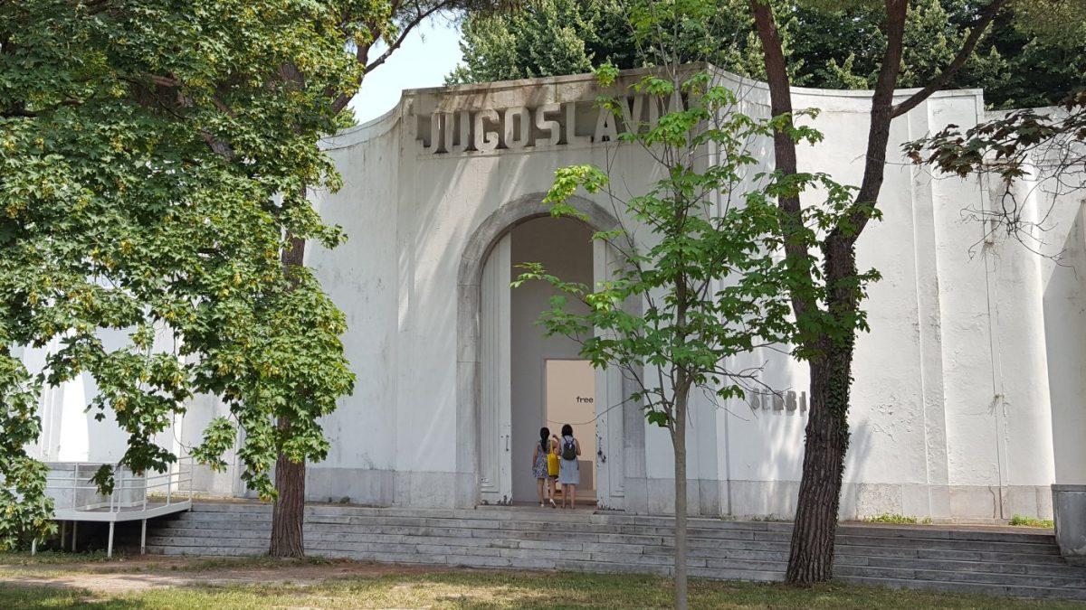 80 godina našeg paviljona u Veneciji – politika, kultura, arhitektura