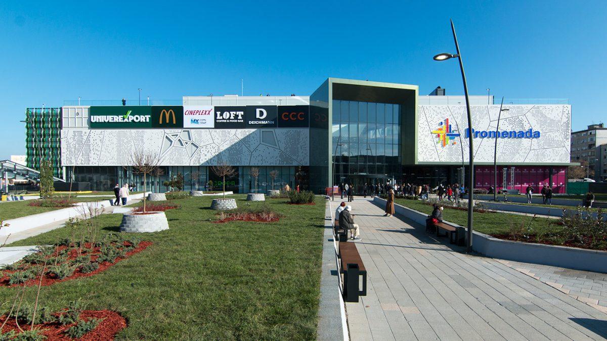 Otvaramo vrata novosadske Promenade – najvećeg tržnog centra u zemlji