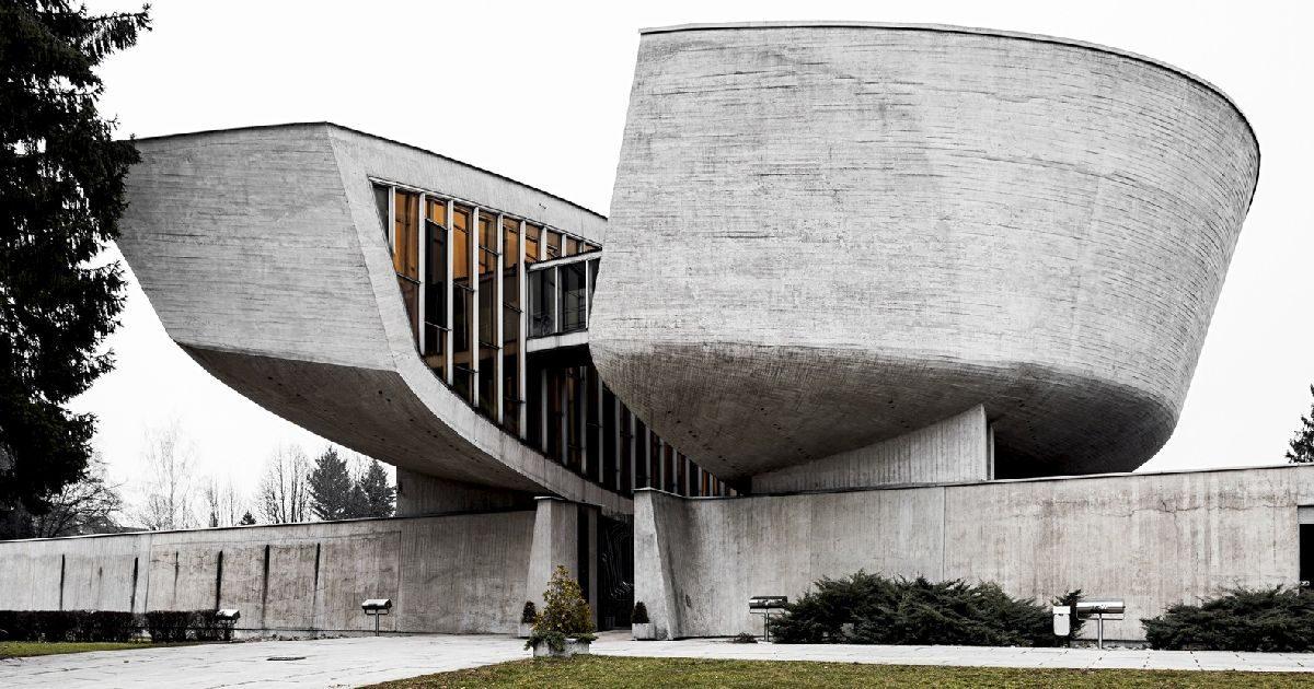 Slovački biseri arhitekture koji kao da su ispali iz naučno-fantastičnih filmova