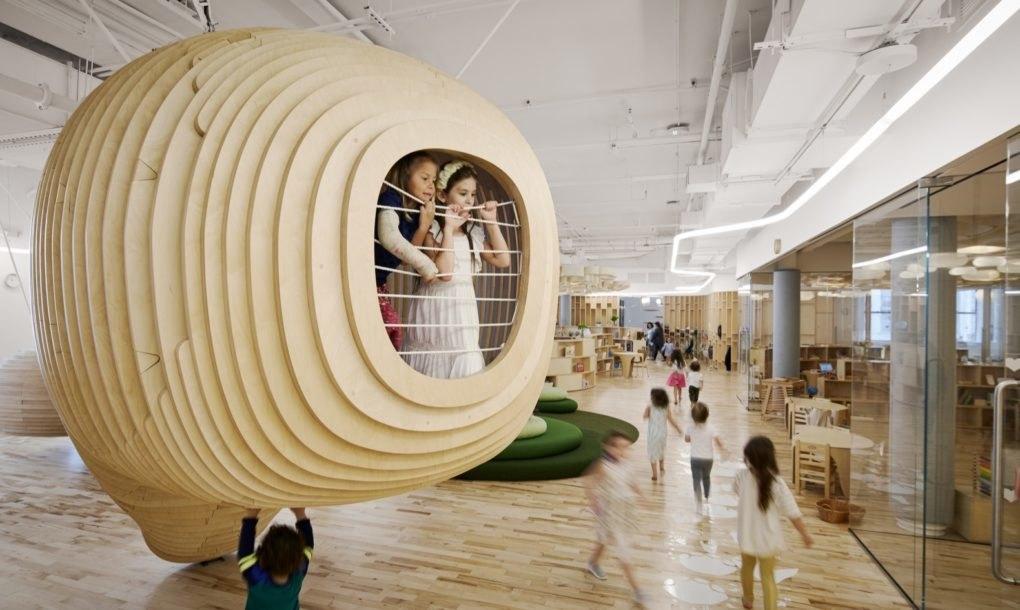 BIG dizajnirao školu u kojoj je i prostor učitelj