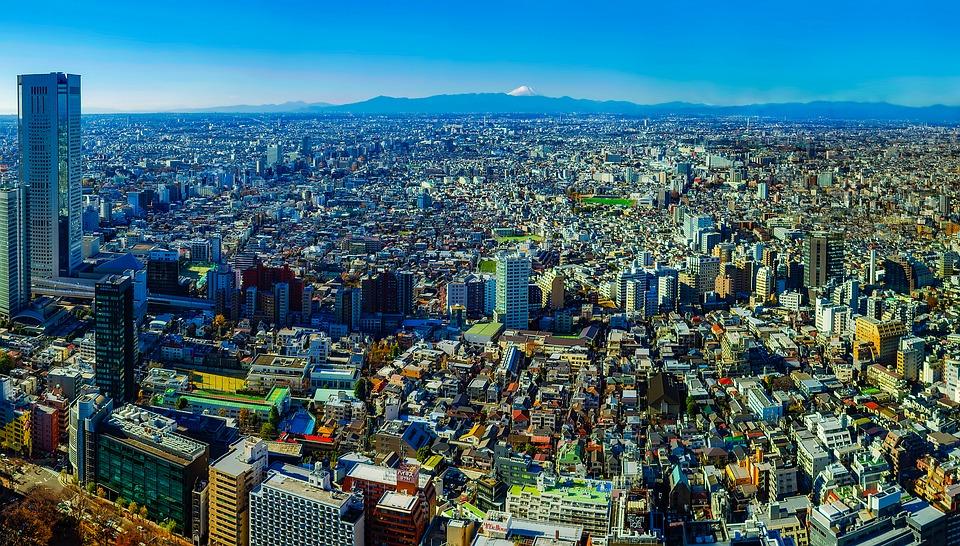 20 najvećih gradova na svetu u 2018. godini