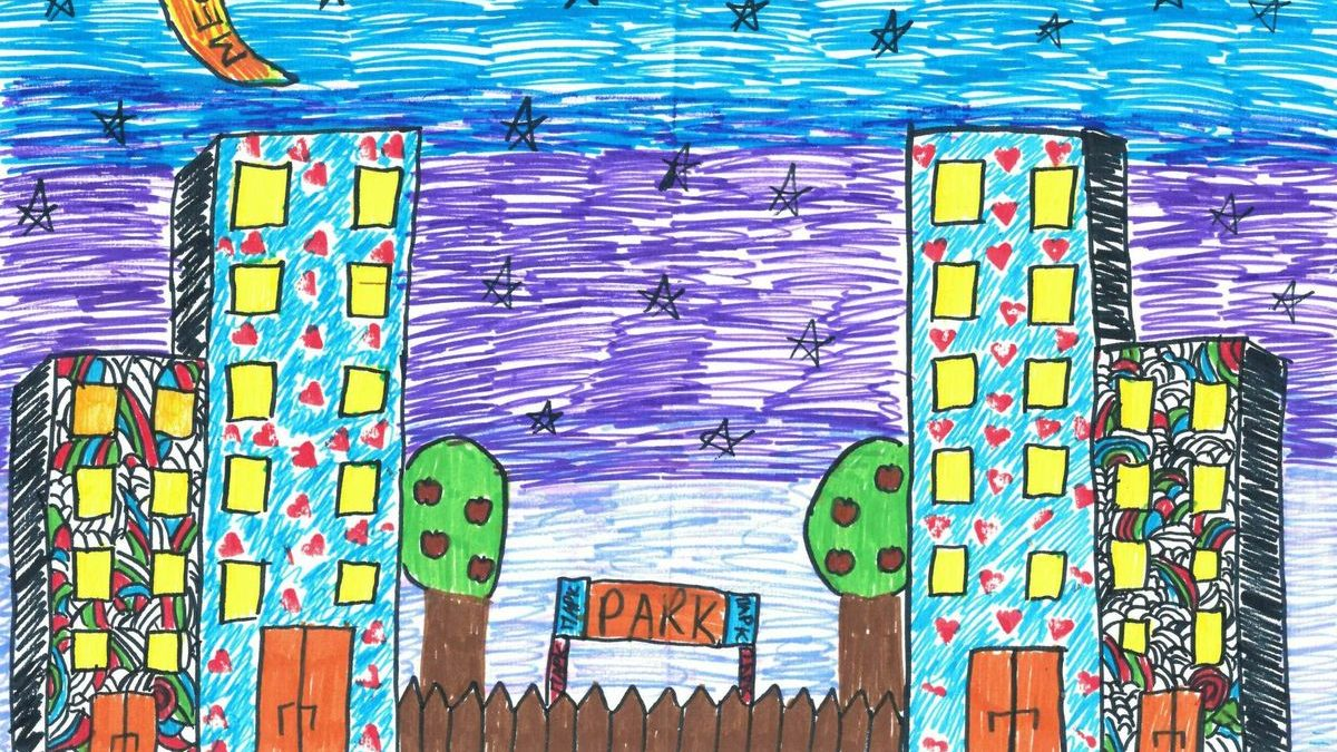 Ovi crteži beogradskih mališana pokazuju da deca znaju bolje od nas kako bi trebalo da izgledaju gradovi