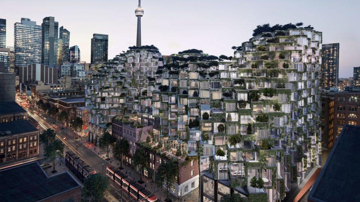 Ozelenjeni stambeni kompleks slavnih arhitekata podelio struku i javnost