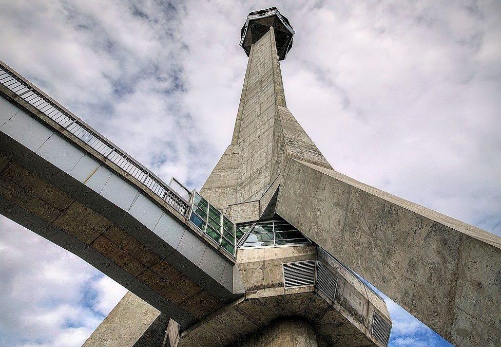 Fotografija Avalskog tornja u finalu takmičenja za najbolju fotografiju u građevinarstvu