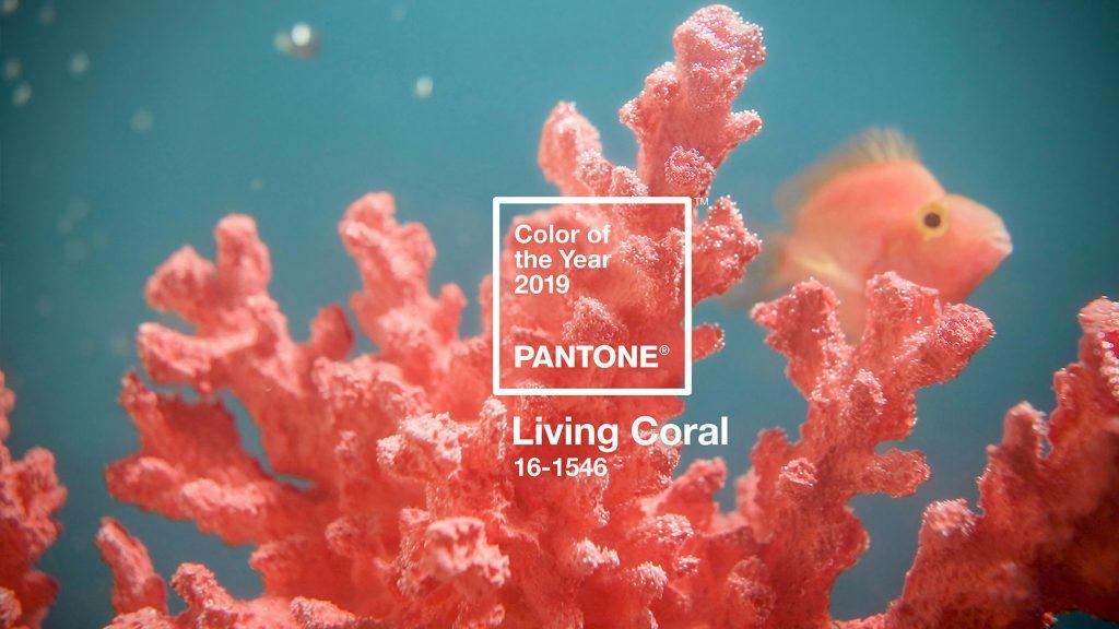 Pantone zaronio duboko i nijansu korala proglasio bojom godine 2019.