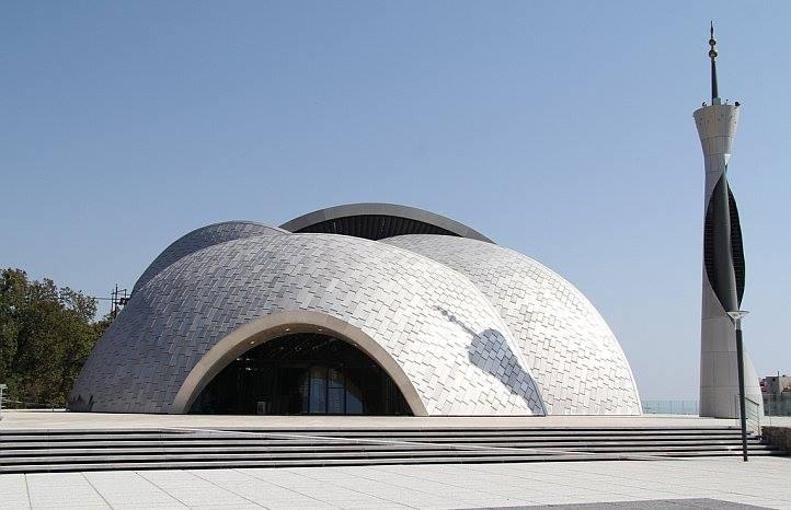 Kompleks Islamskog kulturno-religijskog centra u Rijeci; foto: HRMT