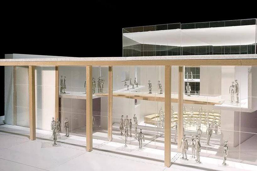 Gerijeva zgrada orkestra u Los Anđelesu rasklapa se kao instrument
