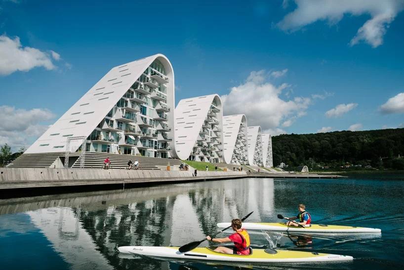 Dansku zapljusnuo veliki Talas inovativnih stambenih zgrada
