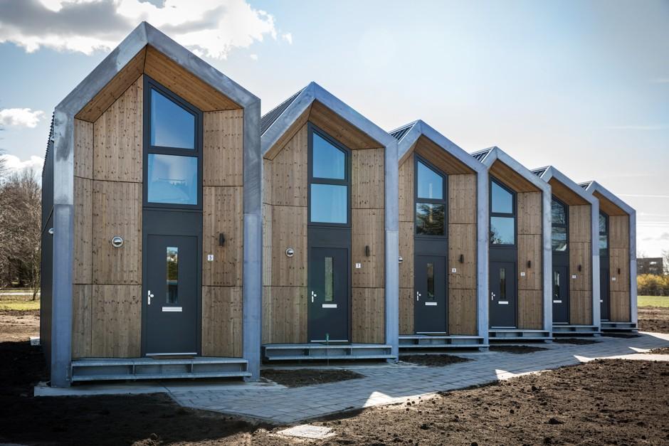 Male prefabrikovane kuće kao rešenje za stambenu krizu u Holandiji