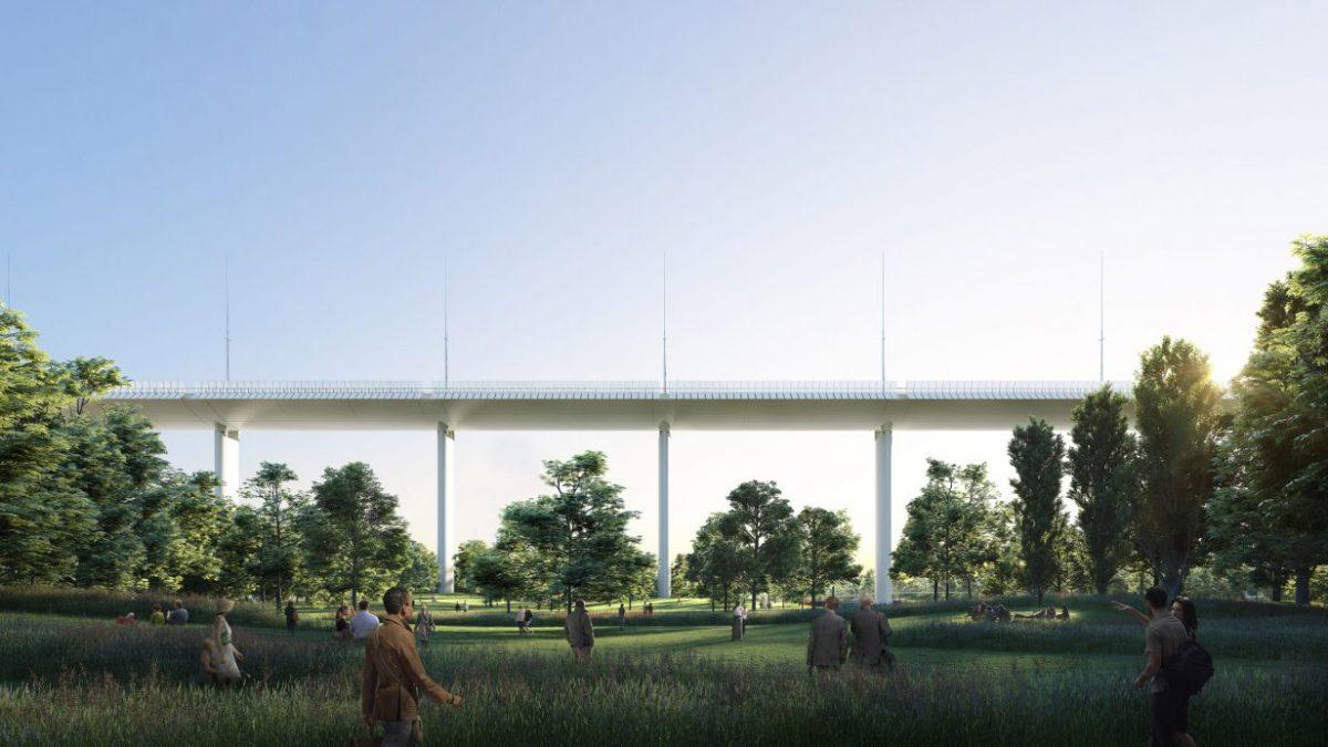 Na mestu srušenog mosta u Đenovi niče novi po zamisli Renza Pjana