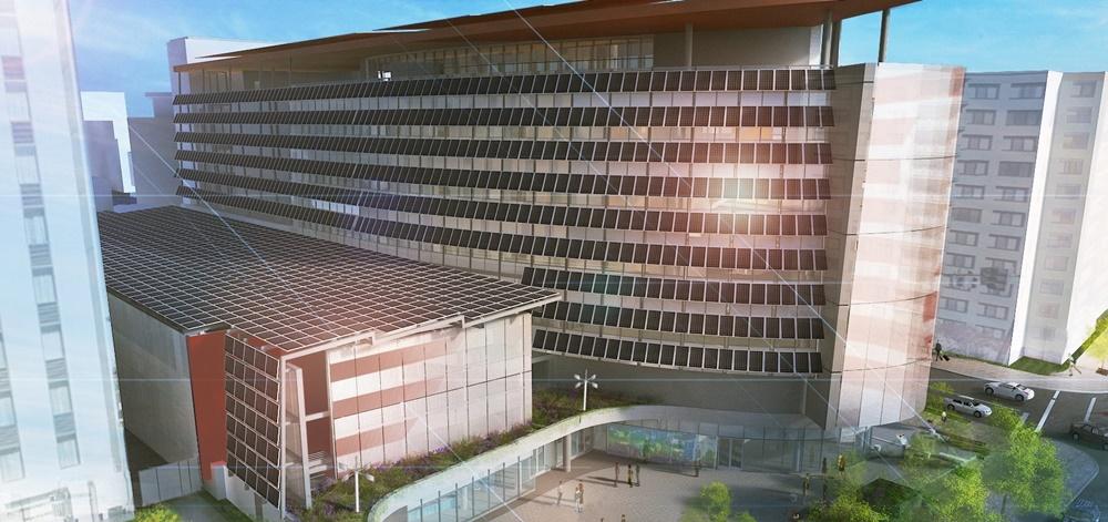 Zgrada koja generiše tačno onoliko obnovljive energije koliko potroši