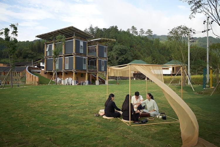 Eksperimentalna energetski-efikasna kuća: Mauricio Cardenas Laverde