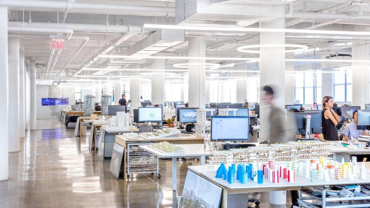 Kako izgledaju kancelarije jedne od trenutno najuspešnijih arhitektonskih firmi na svetu