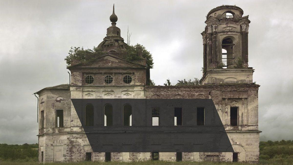 Napuštene pravoslavne crkve kroz čudnovati objektiv ruskog avangardnog umetnika
