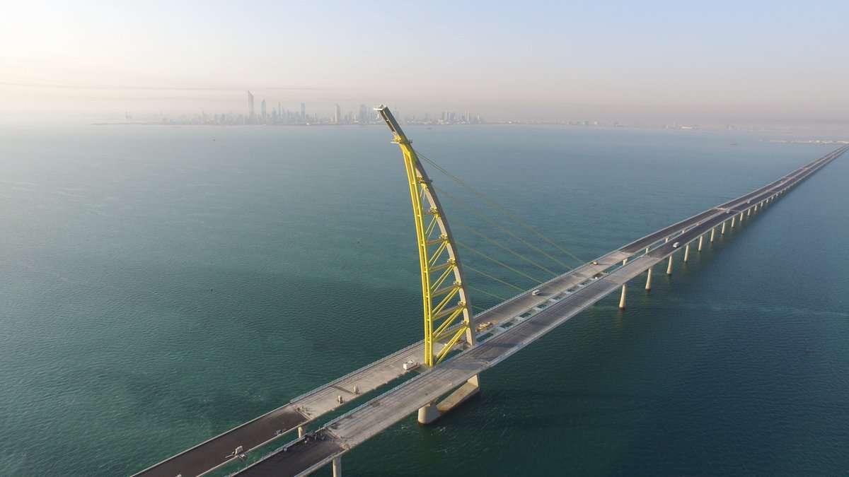 Novi most dug 48 kilometara uskoro će oživeti drevni Put svile