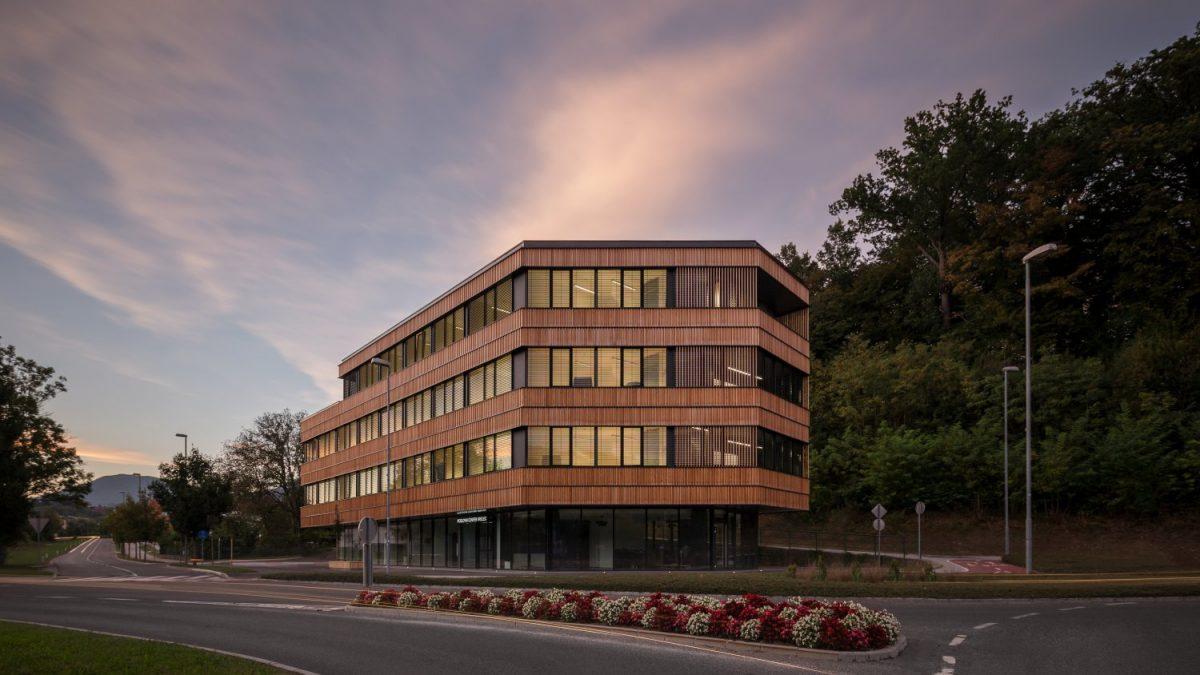 Zgrada koja je postala novi urbani reper Rogaške Slatine