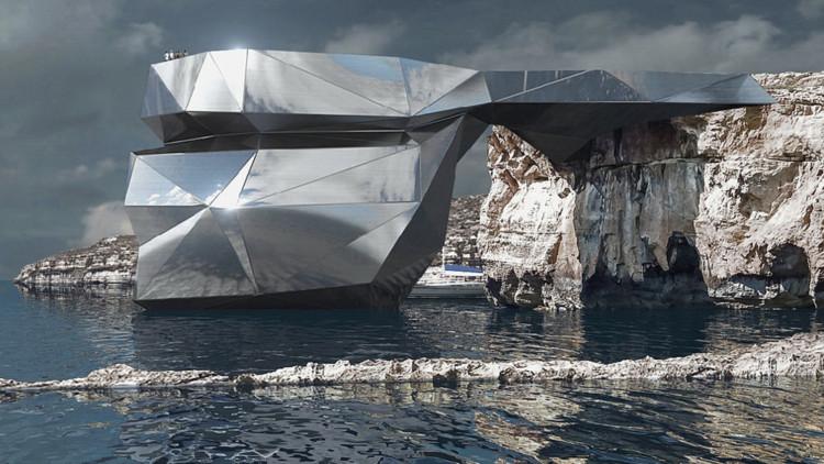 Ruski dizajneri obnavljaju prirodno čudo na Malti koje je srušila oluja?