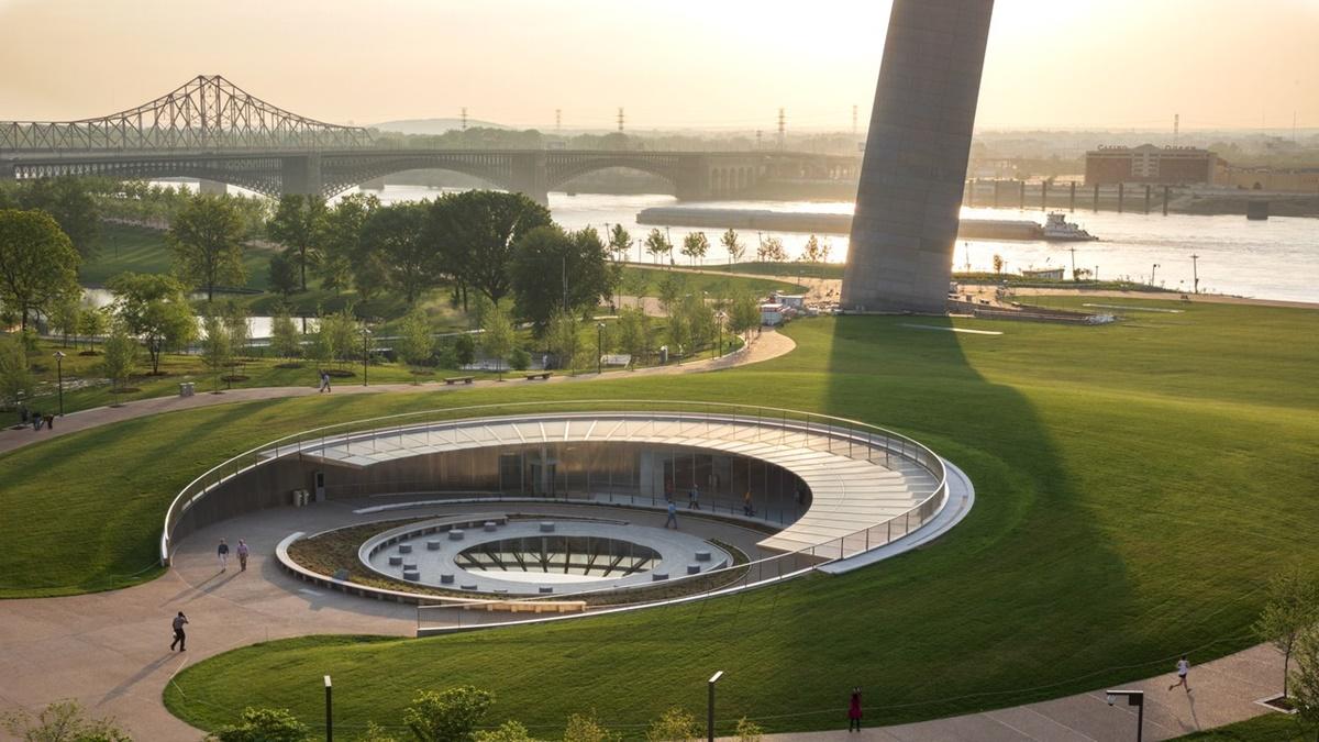 Ovako izgleda ukopani muzej s najvećim zelenim krovom na svetu