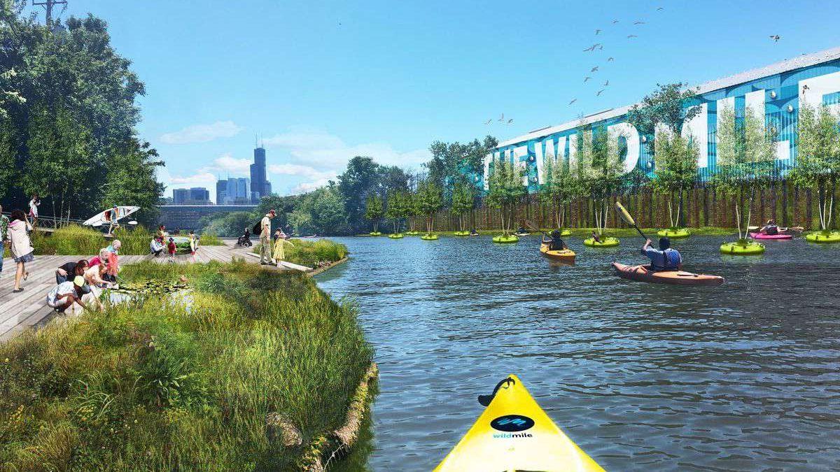 Prvi na svetu plutajući eko-park biće formiran u Čikagu