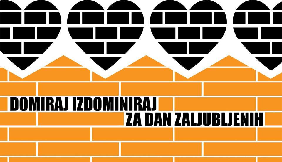 Humanitarna izložba: DoMiraj izDOMiniraj za Dan zaljubljenih ♥️