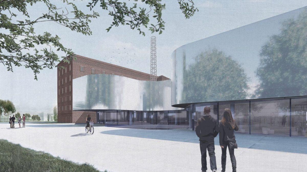 Kako će izgledati gradska biblioteka grada Zagreba